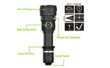 Revtronic MT20 960 Lumens Tactical Flashlight